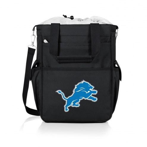 Detroit Lions Black Activo Cooler Tote