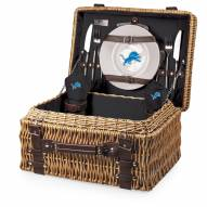 Detroit Lions Black Champion Picnic Basket