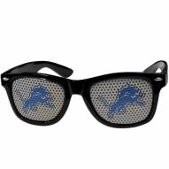Detroit Lions Black Game Day Shades