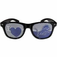 Detroit Lions Black I Heart Game Day Shades