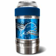 Detroit Lions Blue 12 oz. Locker Vacuum Insulated Can Holder