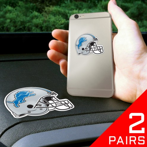 Detroit Lions Cell Phone Grips - 2 Pack