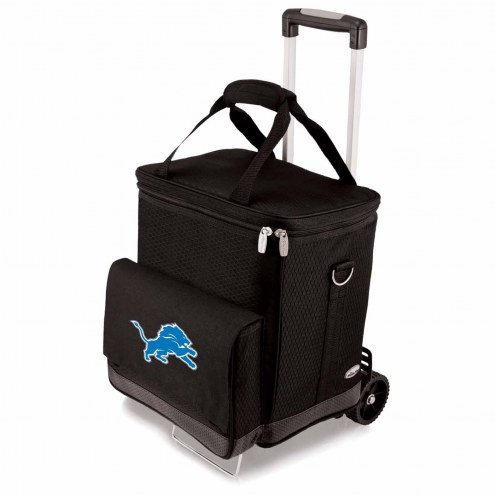 Detroit Lions Cellar Cooler with Trolley