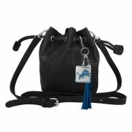Detroit Lions Charming Mini Bucket Bag