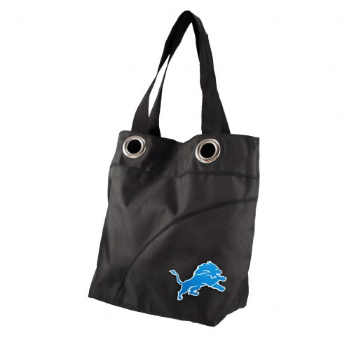 Detroit Lions Color Sheen Tote Bag