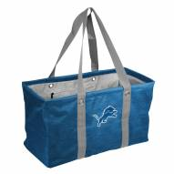 Detroit Lions Crosshatch Picnic Caddy