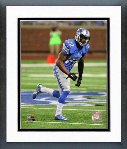 Detroit Lions Darius Slay Action Framed Photo