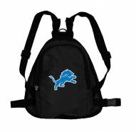 Detroit Lions Dog Mini Backpack