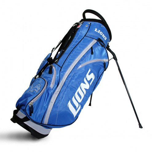 Detroit Lions Fairway Golf Carry Bag