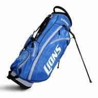 Detroit Lions Fairway Golf Carry Bag