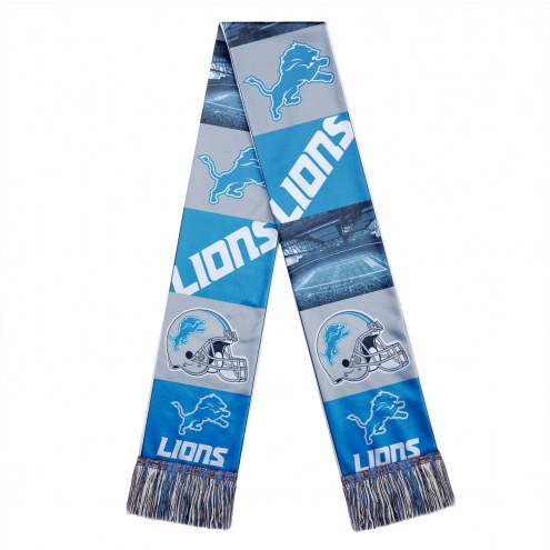Detroit Lions Printed Scarf