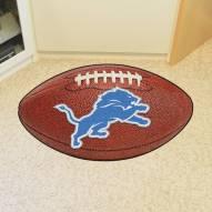 Detroit Lions Football Floor Mat