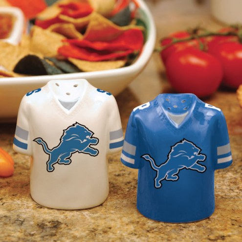 Detroit Lions Gameday Salt and Pepper Shakers