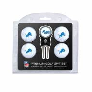 Detroit Lions Golf Ball Gift Set