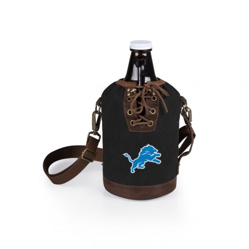 Detroit Lions Growler Tote with Growler