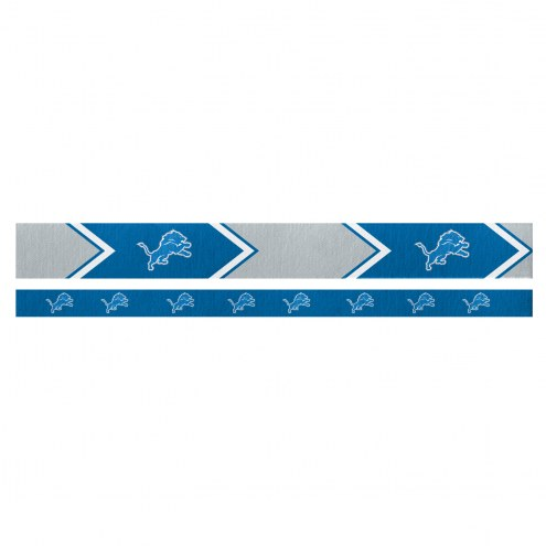 Detroit Lions Headband Set