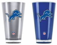 Detroit Lions Home & Away Tumbler Set