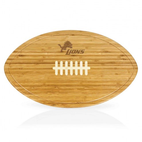 Detroit Lions Kickoff Cutting Board