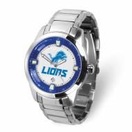 Detroit Lions Titan Steel Men's Watch