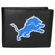 Detroit Lions Large Logo Bi-fold Wallet