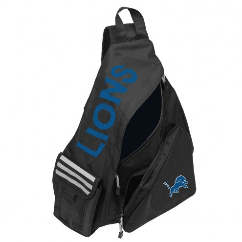 Detroit Lions Leadoff Sling Backpack