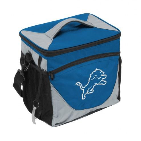 Detroit Lions 24 Can Cooler