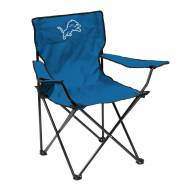 Detroit Lions Quad Folding Chair