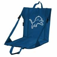Detroit Lions Stadium Seat