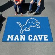 Detroit Lions Man Cave Ulti-Mat Rug