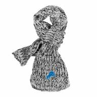 Detroit Lions Marled Scarf