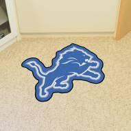 Detroit Lions Mascot Mat