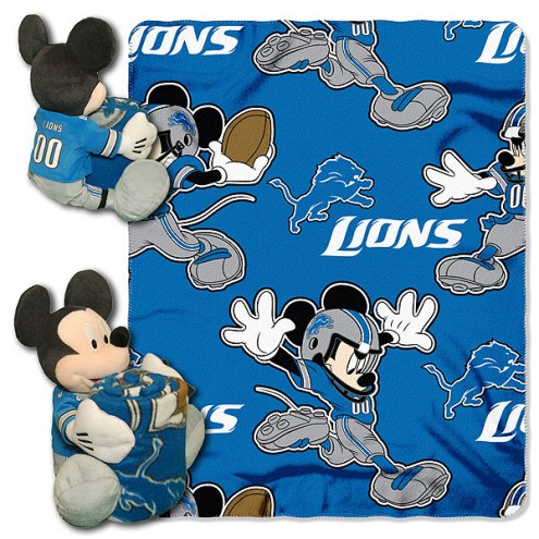 Detroit Lions Mickey Mouse Hugger