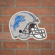 Detroit Lions Outdoor Helmet Graphic
