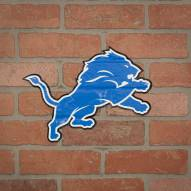 Detroit Lions Outdoor Logo Graphic