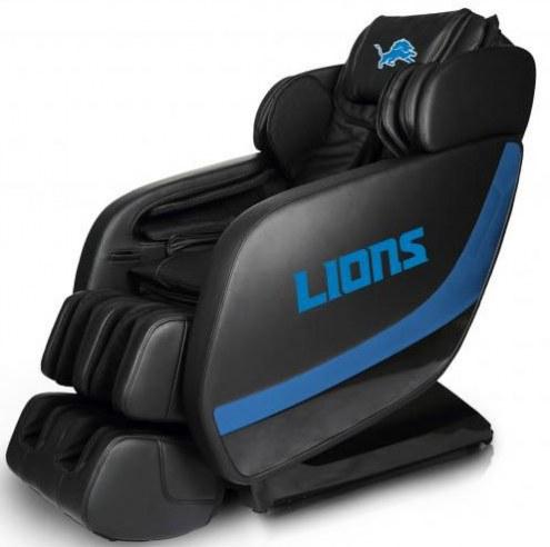 Detroit Lions Professional 3D Massage Chair