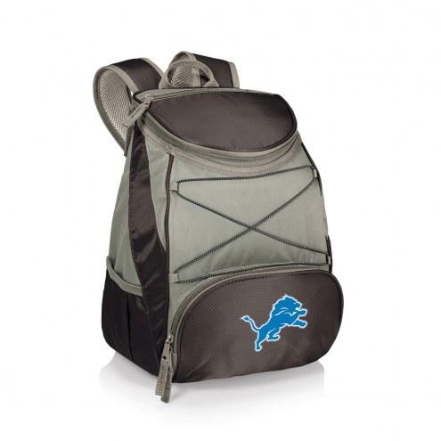 Detroit Lions PTX Backpack Cooler