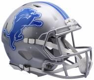 Detroit Lions Riddell Speed Full Size Authentic Football Helmet