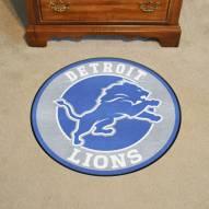 Detroit Lions Rounded Mat