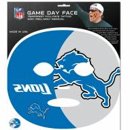 Detroit Lions Set of 4 Game Day Faces