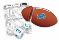 Detroit Lions Shake N' Score Travel Dice Game
