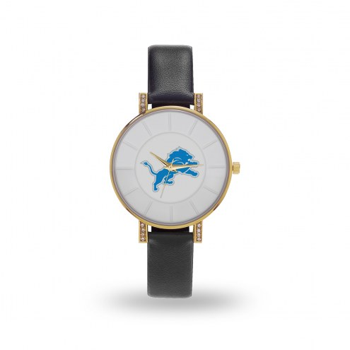 Detroit Lions Sparo Women's Lunar Watch