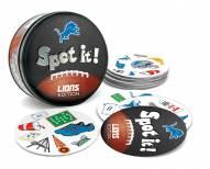 Detroit Lions Spot It! Card Game