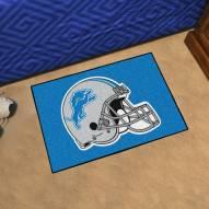 Detroit Lions Starter Rug