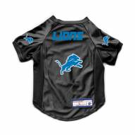 Detroit Lions Stretch Dog Jersey