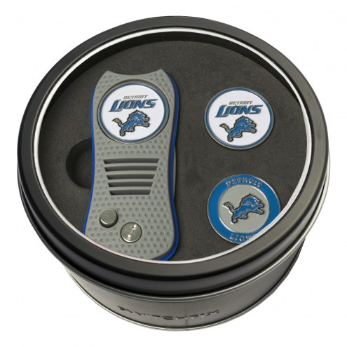 Detroit Lions Switchfix Golf Divot Tool & Ball Markers