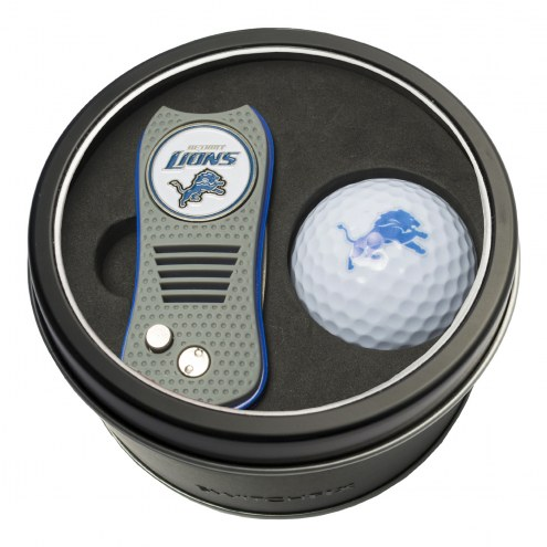 Detroit Lions Switchfix Golf Divot Tool & Ball