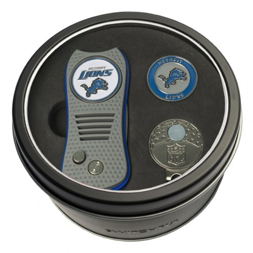 Detroit Lions Switchfix Golf Divot Tool, Hat Clip, & Ball Marker