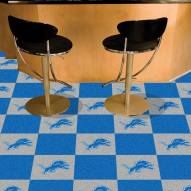 Detroit Lions Team Carpet Tiles