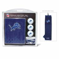 Detroit Lions Golf Gift Set