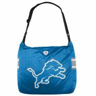 Detroit Lions Team Jersey Tote